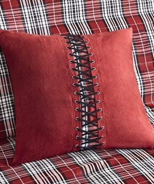 Woolrich Williamsport Plaid Comforter Set Red Queen 0 2 300x360
