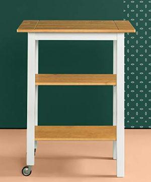 Zinus Becky Farmhouse Kitchen Cart 0 1 300x360