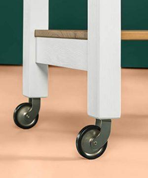Zinus Becky Farmhouse Kitchen Cart 0 3 300x360