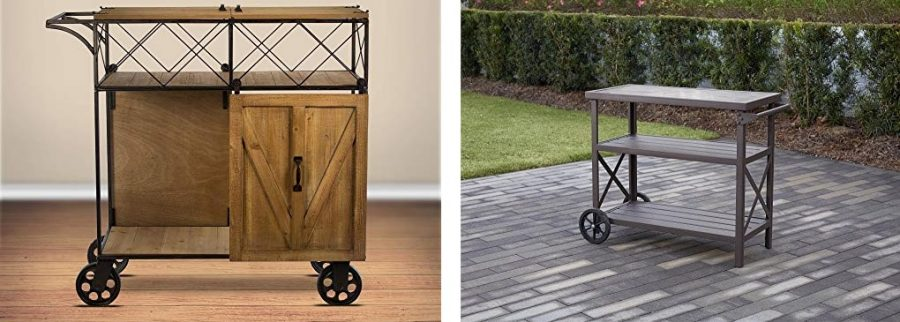 farmhouse bar carts farmhouse kitchen carts