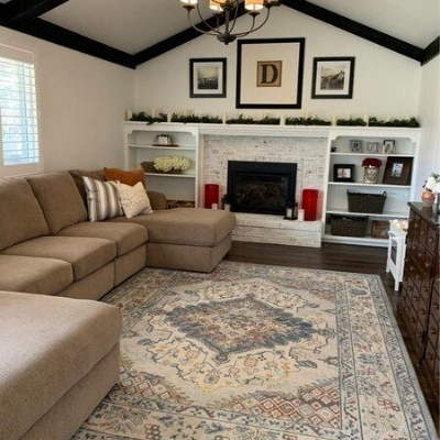 farmhouse living room 2