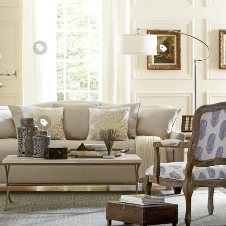 farmhouse living room furniture 8