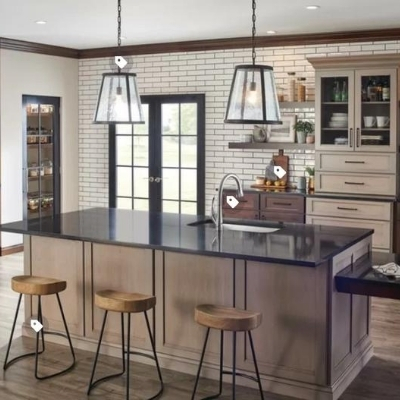 farmhouse rustic kitchen 7