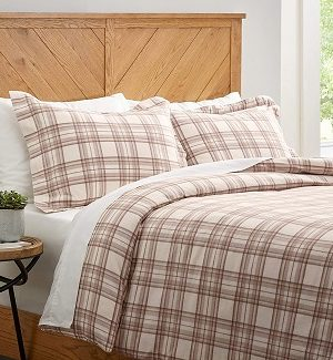 King Farmhouse Duvet Covers