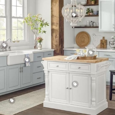 modern farmhouse kitchen 5
