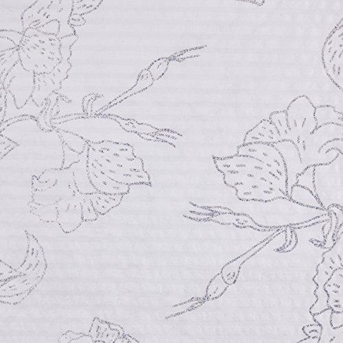 Amazon Brand Stone Beam Farmhouse Distressed Seersucker Duvet Cover Set Full Queen White And Blue 0 4