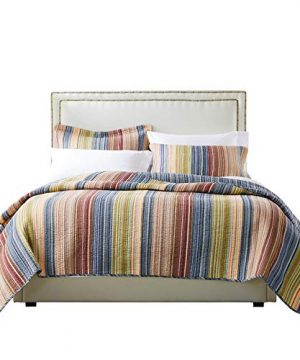 Greenland Home Katy Quilt Set Twin Natural 0 2 300x360