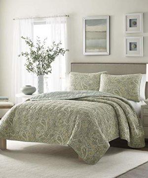 Stone Cottage Emilia Cotton Quilt Set Twin 0 300x360
