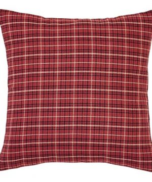 The BitLoom Co Primitive Country Star Patch Red Quilt Set 4 Piece Twin Red 0 5 300x360