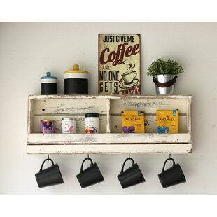 Beebe+2+Piece+Solid+Wood+Accent+Shelf