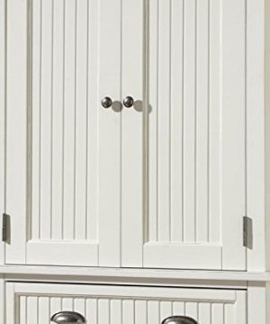 Home Styles Nantucket Pantry White Distressed Finish 0 2 300x360