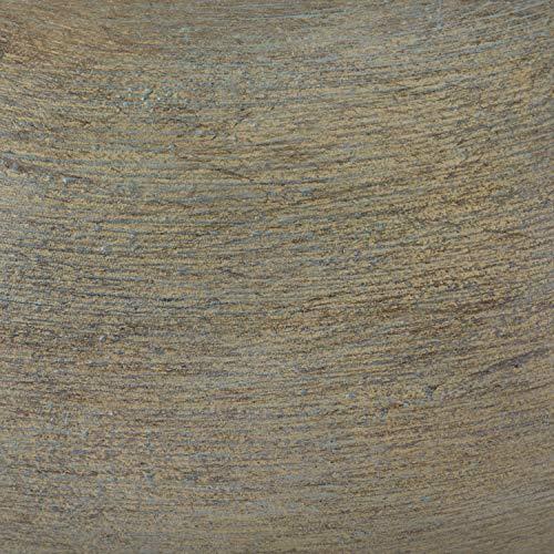 Amazon Brand Stone Beam Vintage Farmhouse Table Lamp 205H Distressed Gray 0 2