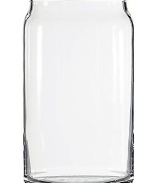 Ecodesign Drinkware Libbey Beer Glass Can Shaped 16 Oz Pint Beer Glasses 4 PACK Wcoasters 0 1 300x360
