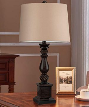 Oneach Table Lamp Set Of 2 For Bedroom Rustic Bedside Table Desk Lamps For Living Room Study Office 24 Minimalist Lamps Set Bronze 0 0 300x360