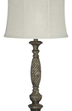 Signature Design By Ashley Alinae Table Lamp Vintage Style Antique Gray 0 235x360