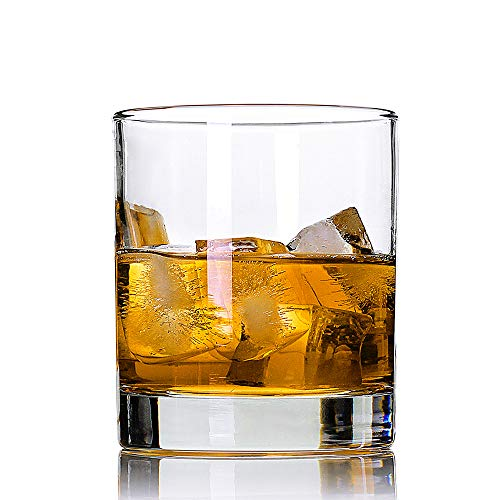 Whiskey GlassesSet Of 211 OzPremium Scotch GlassesBourbon Glasses For CocktailsRock Style Old Fashioned Drinking GlasswarePerfect For Fathers Day GiftsPartyBars Restaurants And Home 0 0