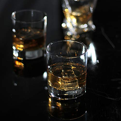 Whiskey GlassesSet Of 211 OzPremium Scotch GlassesBourbon Glasses For CocktailsRock Style Old Fashioned Drinking GlasswarePerfect For Fathers Day GiftsPartyBars Restaurants And Home 0 3