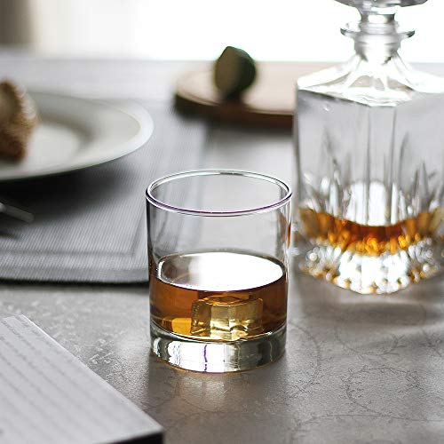 Whiskey GlassesSet Of 211 OzPremium Scotch GlassesBourbon Glasses For CocktailsRock Style Old Fashioned Drinking GlasswarePerfect For Fathers Day GiftsPartyBars Restaurants And Home 0 4