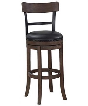 American Woodcrafters Taranto Tall Bar Stool 0 300x360
