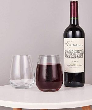 Bless This Farmhouse Stemless Wine GlassWine Taster Glasses For Men Decorative Wine Glass Etched Wine Glass Sandblasted Engraved Wine Glass 0 0 300x360