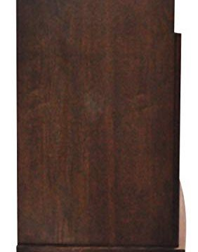 CAMBRIDGE Savona Heater With 59 In Walnut TV Stand Enhanced Log Display Multi Color Flames And Remote CAM6022 1WALLG3 Electric Fireplace 0 0 282x360