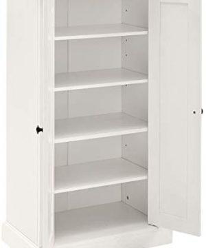 Crosley Furniture Seaside Accent Cabinet White 0 1 300x360