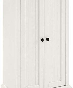 Crosley Furniture Seaside Accent Cabinet White 0 297x360