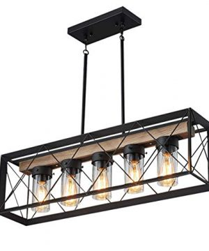 Farmhouse Chandelier Dining Room Lighting Fixtures Hanging Pendant Light Chandeliers For Dining Rooms Farmhouse Kitchen Island Lighting 0 300x360