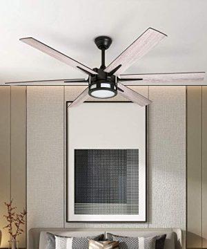 Honeywell 51036 Kaliza Modern Ceiling Fan With Remote Control 56 Espresso 0 1 300x360