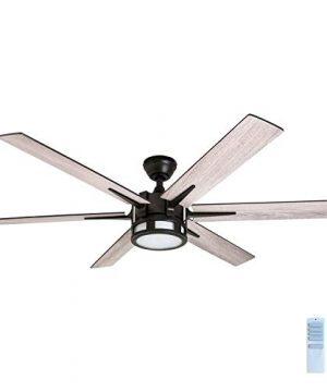 Honeywell 51036 Kaliza Modern Ceiling Fan With Remote Control 56 Espresso 0 300x360