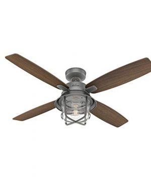 Hunter Fan Company 50390 Port Royale Ceiling Fan 52 Matte Silver 0 2 300x360