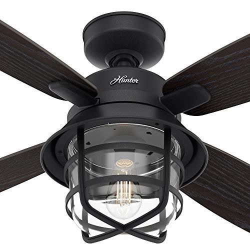 Hunter Fan Company 50391 Port Royale Ceiling Fan 52 Natural Iron 0 1