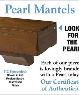Pearl Mantels 412 72 50 Shenandoah Pine 72 Inch Fireplace Mantel Shelf Rustic Medium 0 1 300x360