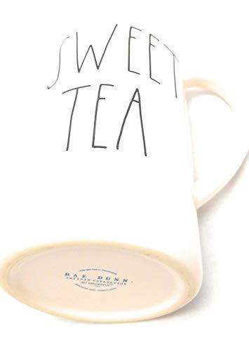 Rae Dunn By Magenta SWEET TEA Ceramic LL Pitcher 0 0