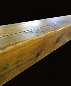 Reclaimed Barnwood Beam Fireplace Mantel Wood 4x6x72 0 0 300x360