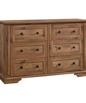 Sauder New Grange Dresser L 5575 X W 1709 X H 3575 Vintage Oak 0 300x360