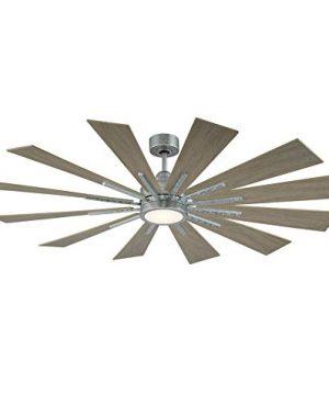 Savoy House 60 760 12WO 168 Farmhouse 60 Weathered Oak Ceiling Fan 60 W X 62H 0 300x360