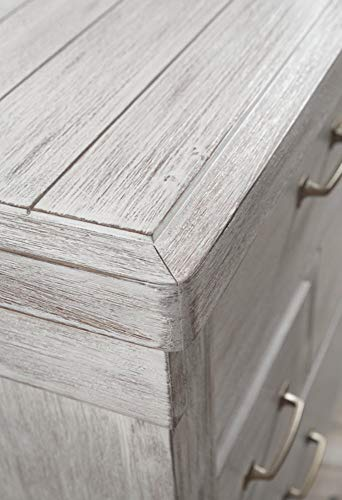 Signature Design By Ashley Brashland Dressers White White Dresser 0 2