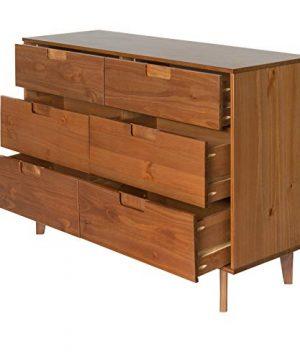 Walker Edison Furniture AZR6DSLDRCA Dresser Caramel 0 2 300x360