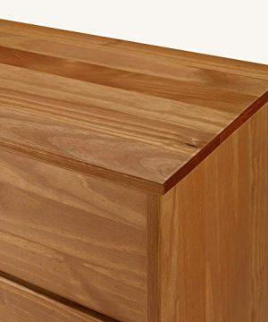 Walker Edison Furniture AZR6DSLDRCA Dresser Caramel 0 3 300x360