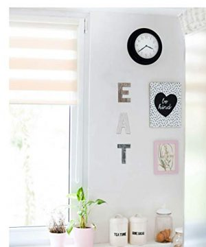 Wooden Eat Sign For Kitchen Decorations Rustic Eat Signs Kitchen Wall Decor Farmhouse Kitchen Wall Art EAT Letters Farmhouse Kitchen Decor For Dining Room Eatery Easy To Hang Or Stand On Table 0 2 300x360
