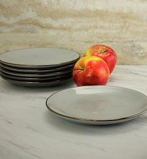 Farmhouse Appetizer Plates