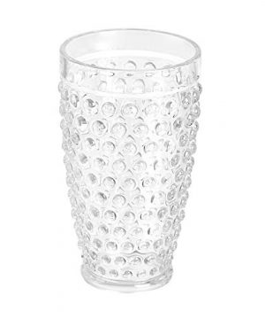 Amazon Basics 12 Piece Tritan Glass Drinkware Set Hobnail Highball And Double Old Fashioned 6 Pieces Each 18oz13oz 0 0 300x360