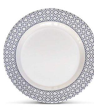 Bowla 12 Piece Melamine Dinnerware Set Service For 4 Bluegrass 0 2 300x360