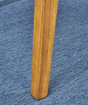 Christopher Knight Home 306255 Renee Outdoor 7 Piece Acacia Wood Dining Set Teak FinishRustic MetalDark Brown 0 4 300x360