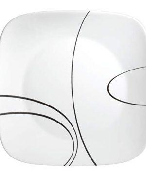 Corelle Service For 6 Chip Resistant Simple Lines Dinnerware Set 18 Piece 0 3 300x360