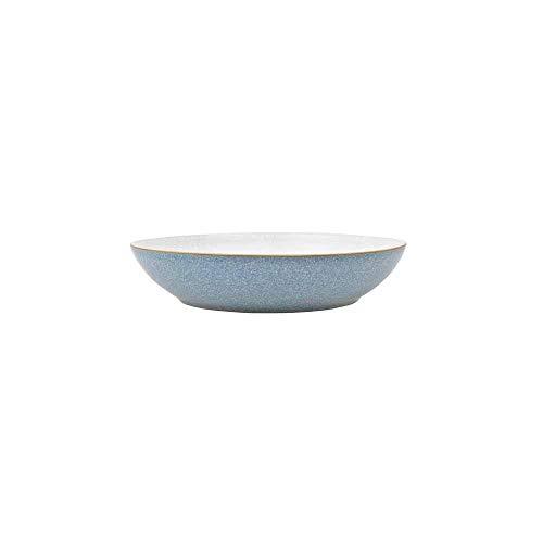 Denby 381048944 Elements 4 Piece Pasta Bowl Set Blue 0 0