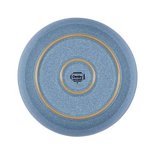 Denby 381048944 Elements 4 Piece Pasta Bowl Set Blue 0 2