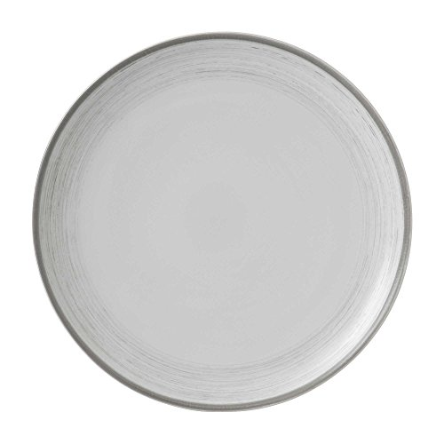 ED Ellen Degeneres Beautifully Crafted By Royal Doulton Brushed Glaze 16 Piece Stoneware Dinnerware Set In White 0 0