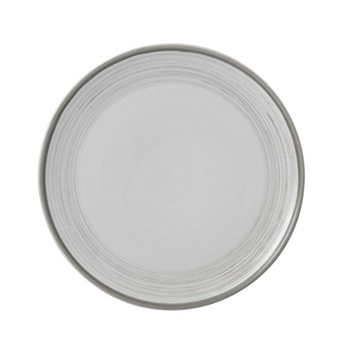 ED Ellen Degeneres Beautifully Crafted By Royal Doulton Brushed Glaze 16 Piece Stoneware Dinnerware Set In White 0 1